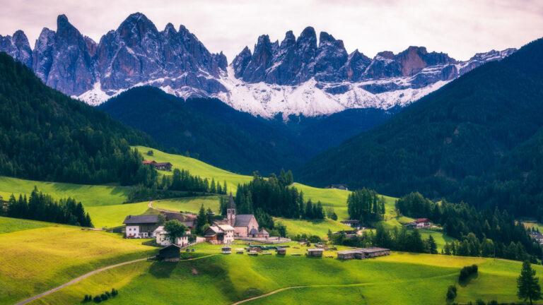Trentino Alto Adige: Relax e Natura a 360°